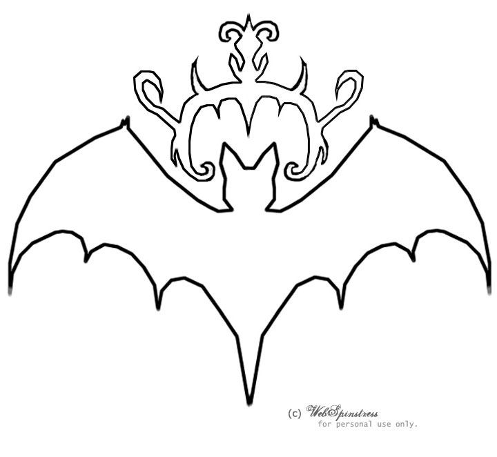 204 best HALLOWEEN images on Pinterest DIY, Drawing and Filigree - bat template