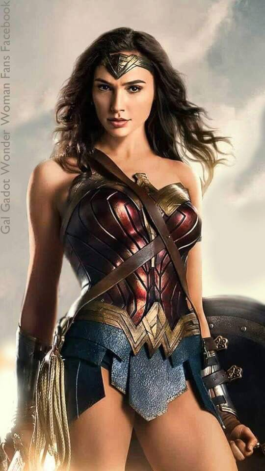 Wonder Woman Gal Gadot Justice League Dc Movies