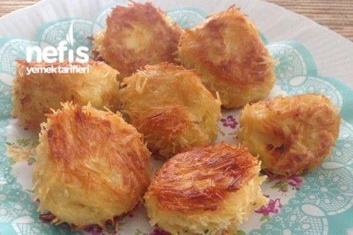 Kaşar Peynirli Patates Topları Tarifi