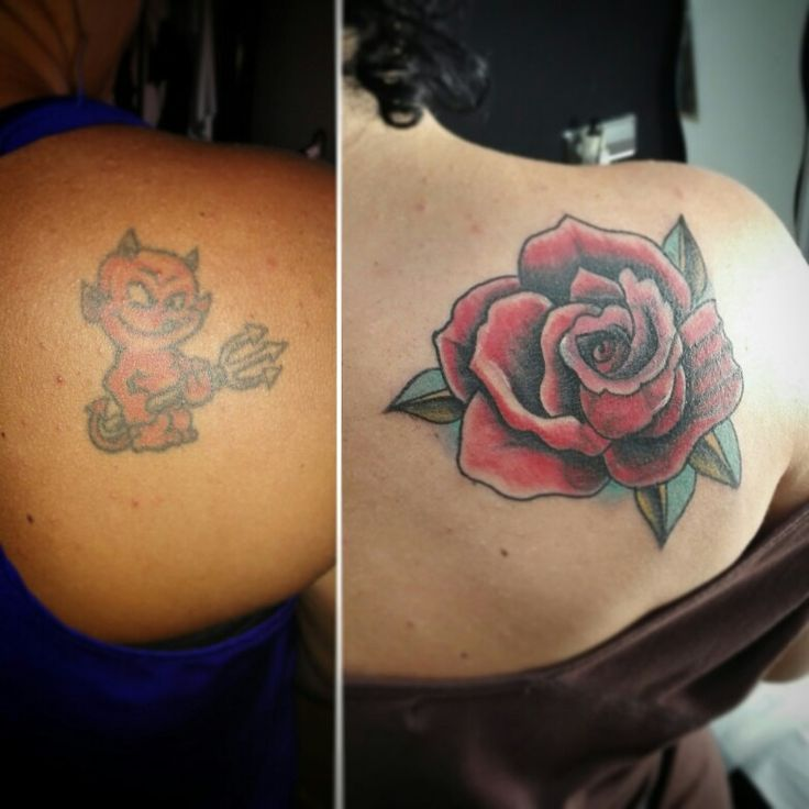 Rosa cover up
