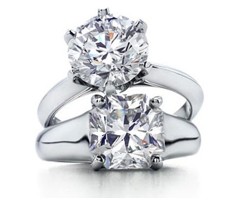 Ed ecco l'anello di fidanzamento più famoso del mondo: quello in vendita dal mitico Tiffany's
