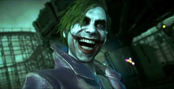 Injustice 2 Joker looks like Tom Hiddleston <<<< Don't disrespect the developers on creating Joker's look.