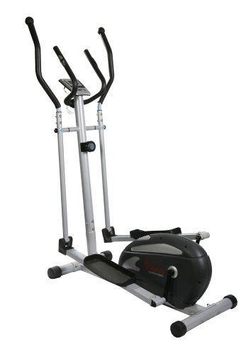 Best  Sunny Health  &  Fitness Magnetic Elliptical Cross Trainer