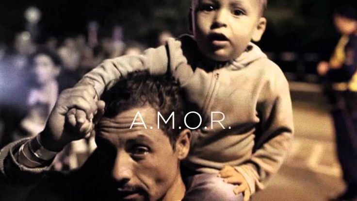 Pedro Abrunhosa - A.M.O.R.