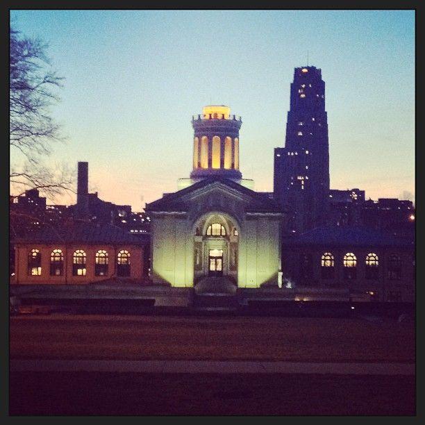 Carnegie Mellon University in Pittsburgh, PA