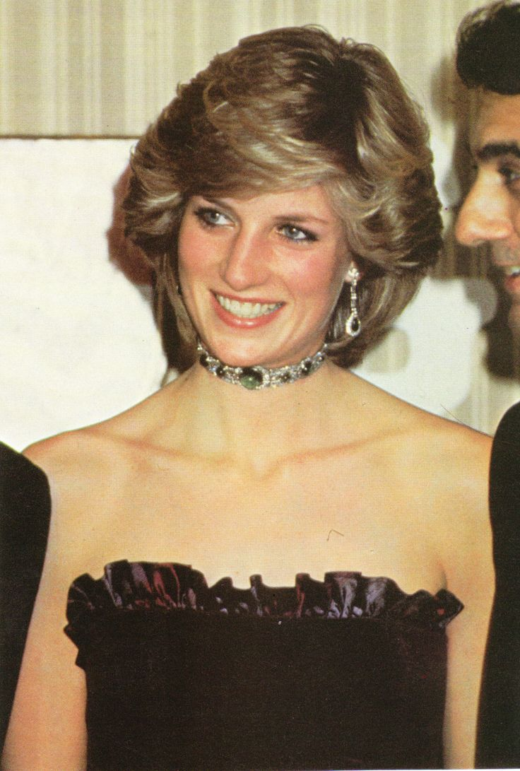 "December 9, 1982: Princess Diana at the ""ET"" premiere at the Empire Theatre, Leicester Square, London."