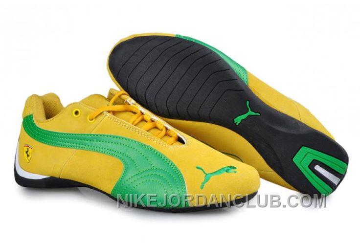 http://www.nikejordanclub.com/puma-bmw-shoes-yellow-green-white-discount.html PUMA BMW SHOES YELLOW/GREEN/WHITE DISCOUNT Only $88.00 , Free Shipping!