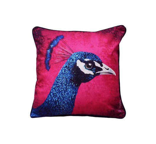 Myrte sisustustyyny, Peacock