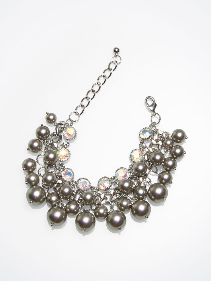 Shiny bracelet KI233-90X  #mohito #jewelry