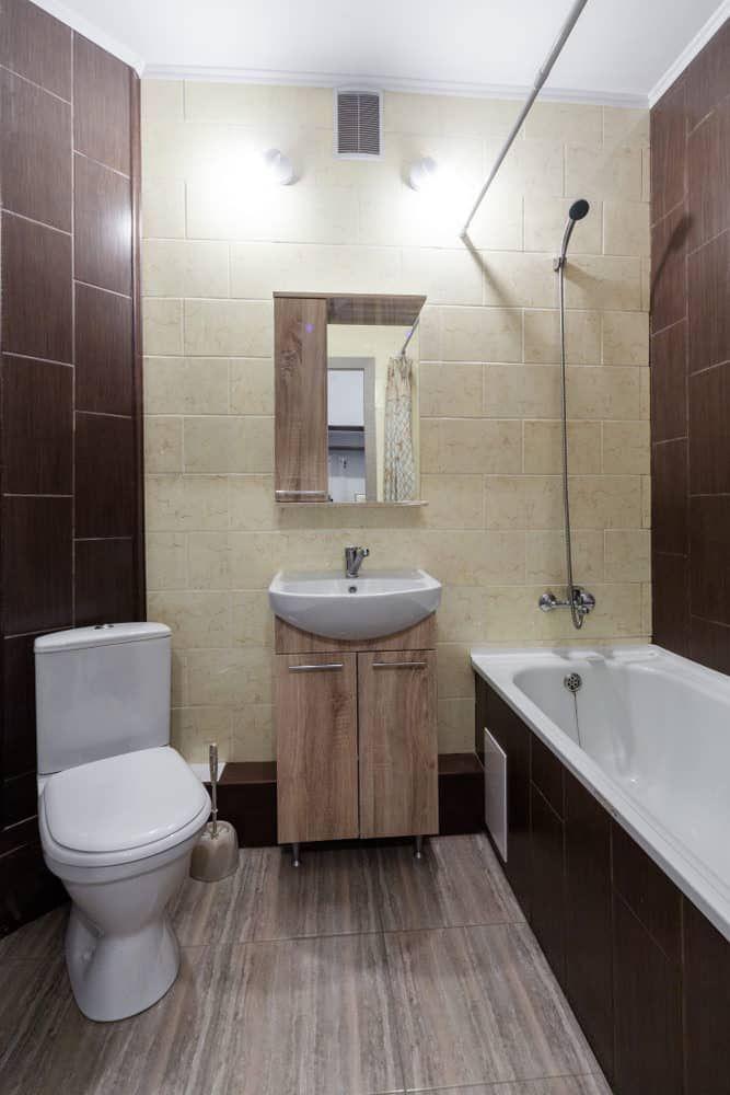 33 Terrific Small Primary Bathroom Ideas 2020 Photos Small Master Bathroom Bathroom Design Small Master Bath