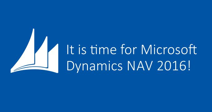 #Microsoft #Dynamics #NAV2016 upgraded with lots of advance features that makes it more popular for #small and #mid-size #businesses.