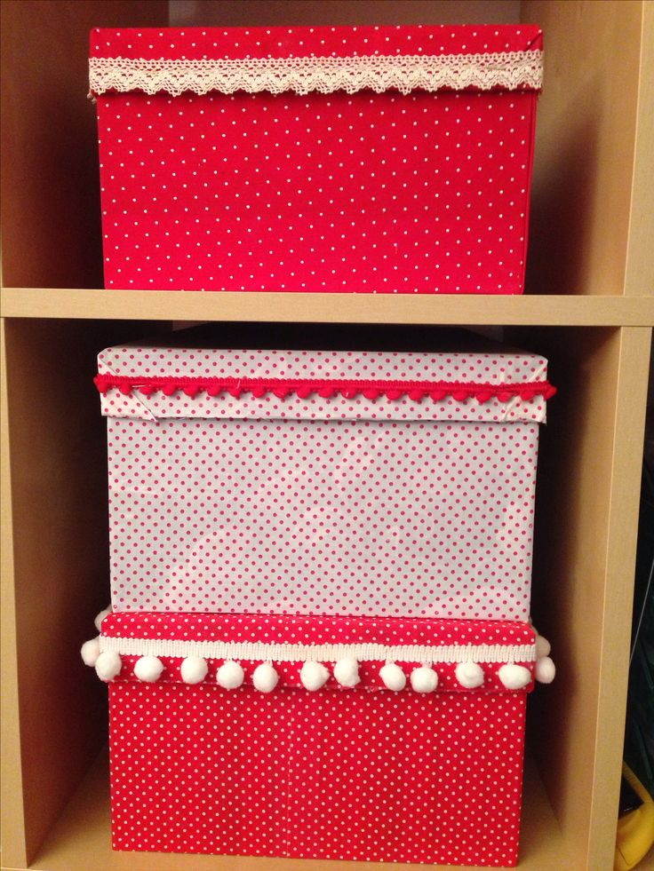 M s de 25 ideas nicas sobre cajas forradas con tela en - Forrar cajas de carton con telas ...