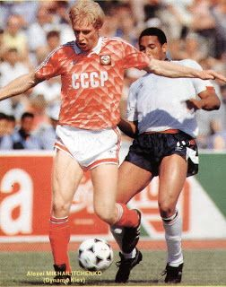 Ceret Sports: Euro Cup 1988 Group B England USSR