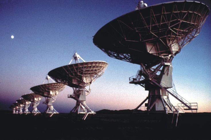 VLA Radio Telescopes, Socorro, New Mexico