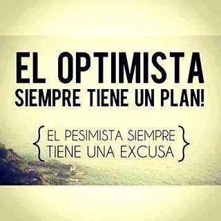"""""""El optimismo es la fe que conduce al logro; nada puede realizarse sin esperanza"""" Hellen Keller"""