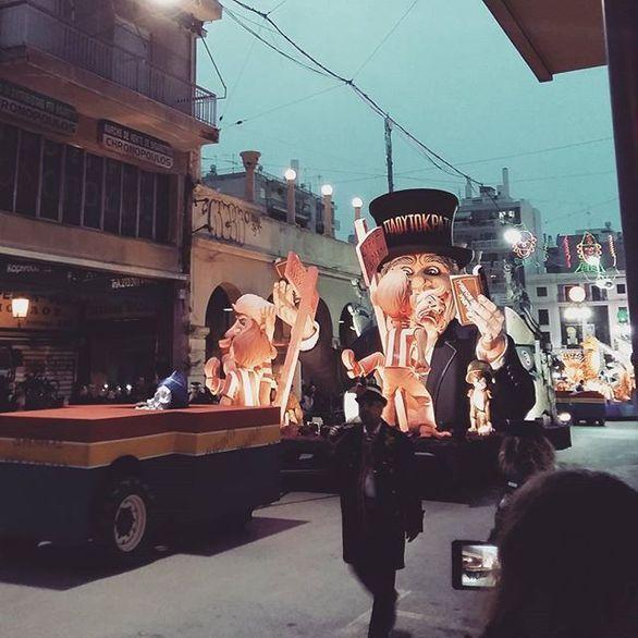 Το καρναβάλι της Πάτρας σε 23 φοβερές φωτογραφίες!