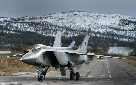 Russia Sends Mig-31 Foxhound Fighter Jets To Ukraine Border, In Escalation Of Tension Over Separatist Region: Report