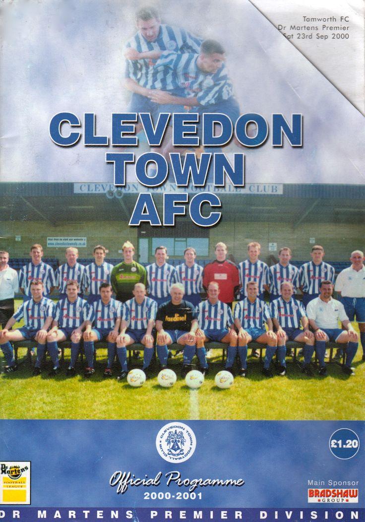 Clevedon Town FC in Kenn