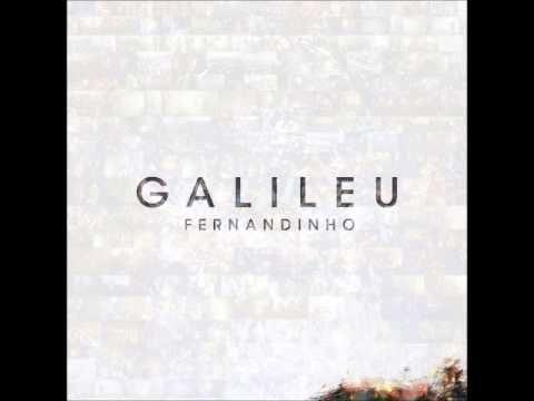 Batiza-me  Fernandinho - CD Galileu 2015