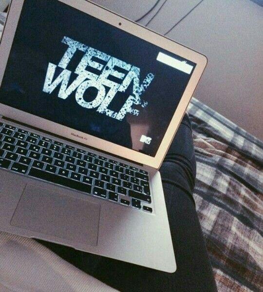 Teen wolf aesthetic