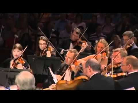 Keith Lockhart conducts BBC Concert Orchestra performing main theme to Star Wars composed by John Williams at the Royal Albert Hall during Film Music Prom 2011.