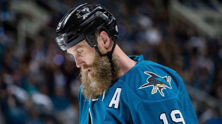 Where it went wrong: Stanley Cup Playoffs Round 1 exits  -  April 27, 2017:      Image:  San Jose Sharks center Joe Thornton's future with the team is uncertain.