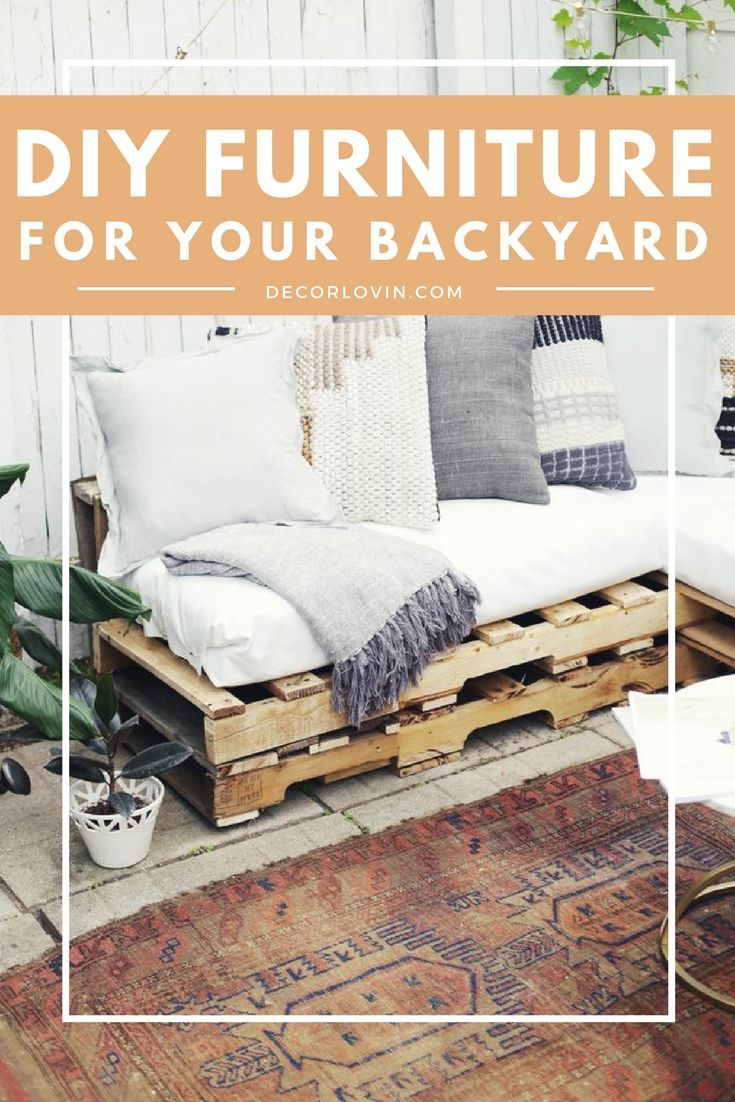 check out these top 10 patio furniture diy s just in time for bbq season