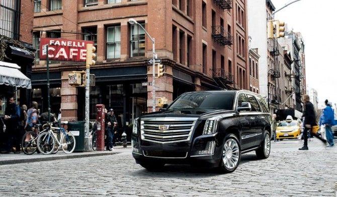 キャデラック エスカレードを仕様変更Cadillac