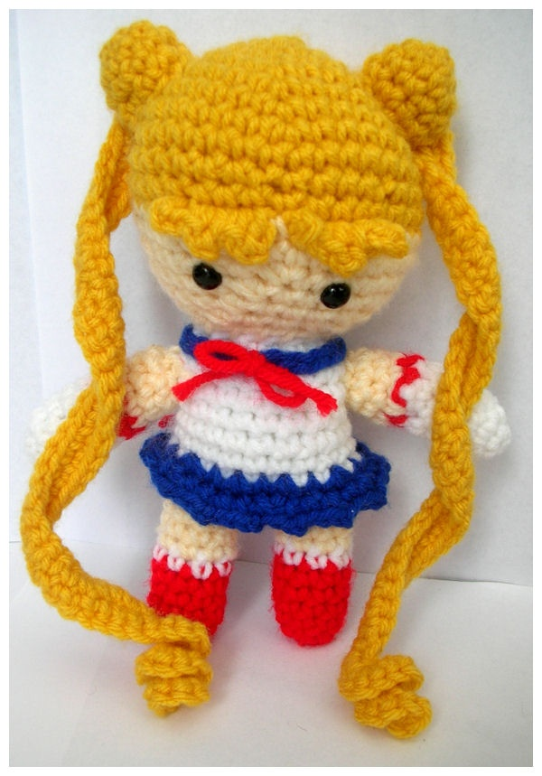 Amigurumi Sailor Moon : 17 Best images about Sailor Moon on Pinterest Sailor ...
