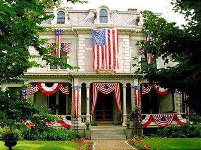 25+ best ideas about Patriotic bunting on Pinterest | Patriotic ...