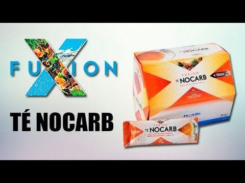 Explicación Producto TE NOCARB - YouTube