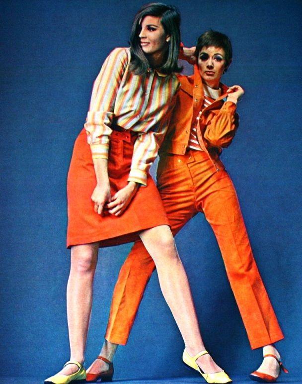 Fashion by Bobbie Brooks, Avenue (Dutch) May 1967