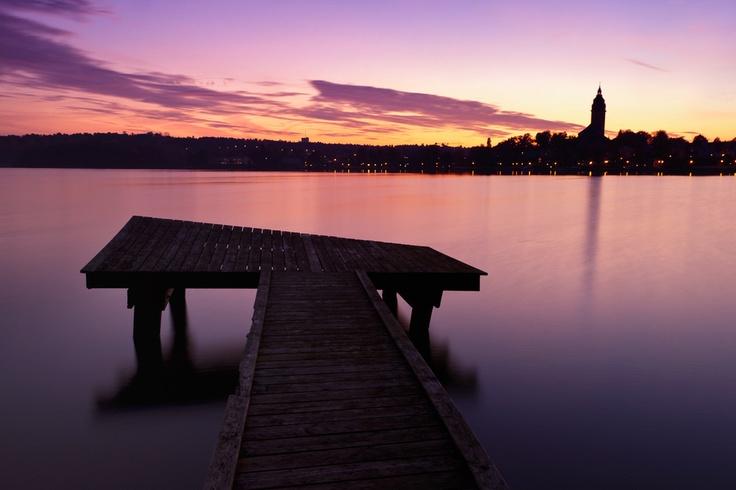 Lake Mälaren, Strängnäs, Sweden