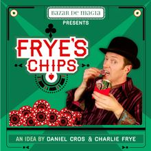 Frye's Chips (DVD and Gimmicks) by Charlie Frye - DVD