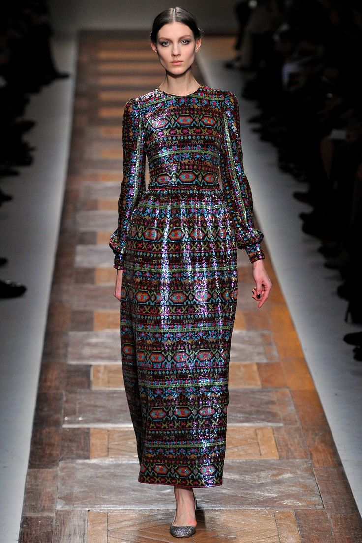 Show report: Valentino AW'12 recommend