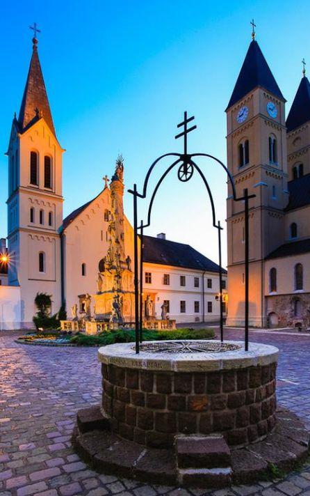 Veszprém, Hungary, from Iryna