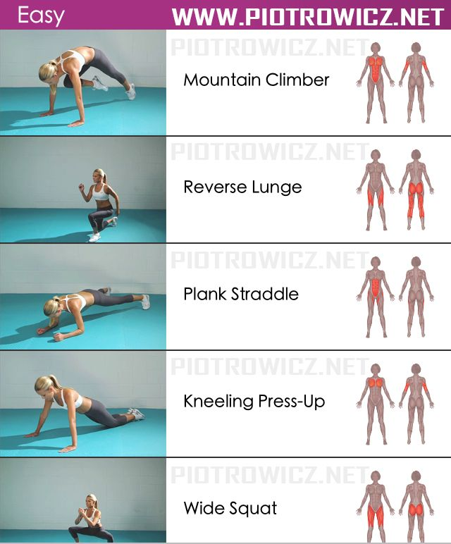 Easy Female Body Workout - Sixpack Exercises Healthy Fitness Gym - Yeah We Train !