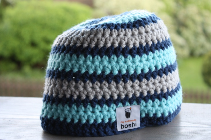 My selfmade Boshi; loving the colour choice. myboshi wools come in 36 stunning shades.