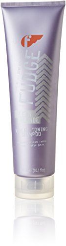 Fudge Clean Blonde Violet Toning Shampoo (10.1 oz.)