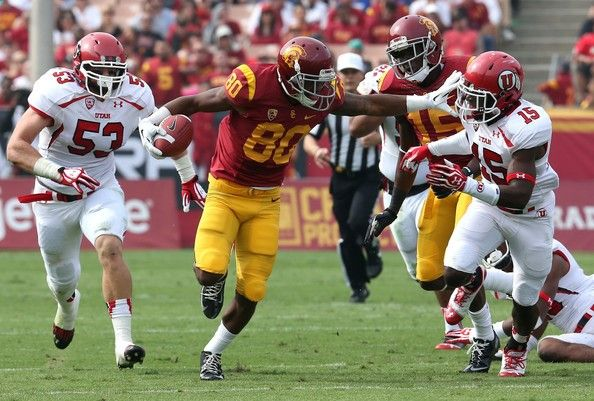 NCAA Football Betting: Free Picks, TV Schedule, Vegas Odds, Utah Utes at Southern Cal Trojans, Oct 24th 2015