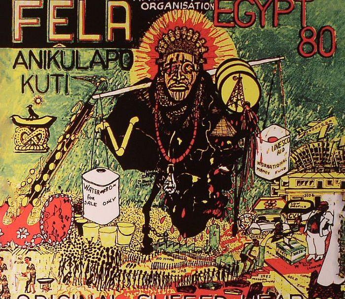 Fela Kuti Original Sufferhead - Lemi Ghariokwu