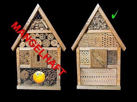 57 best unsinnige insektennisthilfen insektenhotel. Black Bedroom Furniture Sets. Home Design Ideas