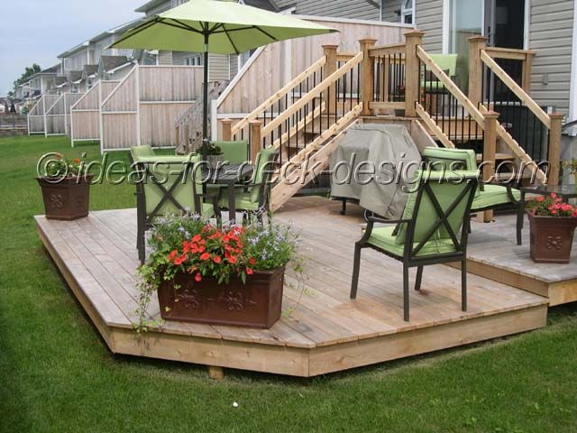 Ideas For Deck Designs 30 patio design ideas for your backyard page 3 of 30 worthminer Google Image Result For Httpwwwideas For Deck