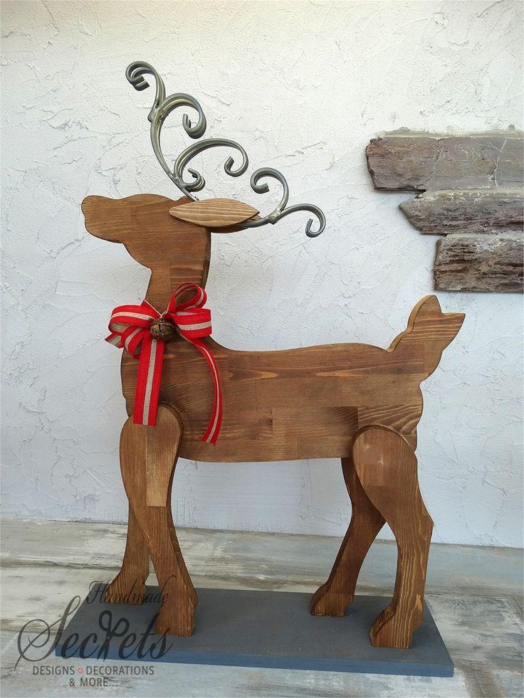 Picture of Χριστουγεννιάτικο διακοσμητικό ελάφι