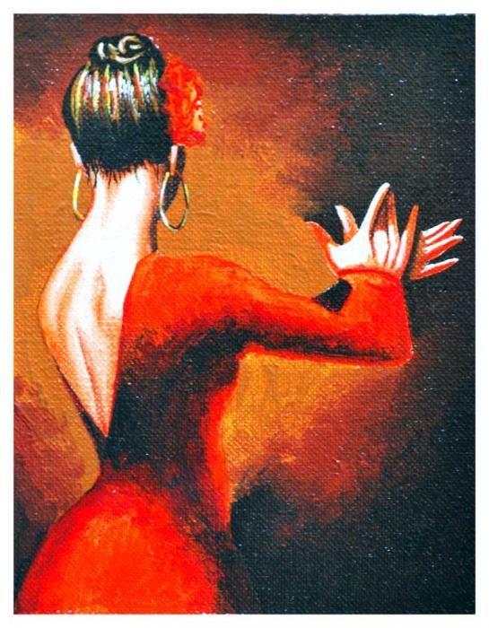 Manuel Garcia - Spanish Dancer