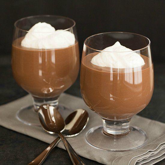 Homemade Chocolate Pudding (via http://rss-submit.com)