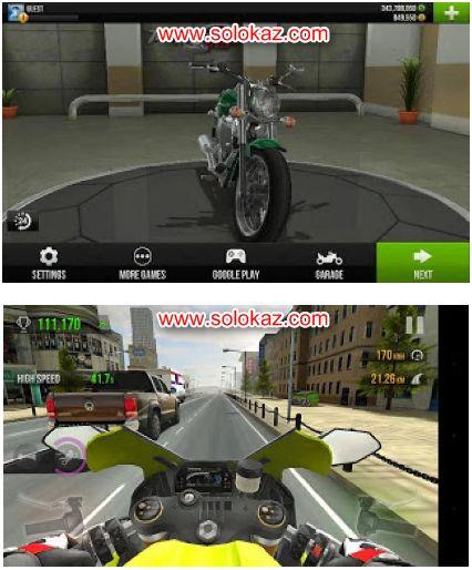 Traffic Rider v1.2 Mod Apk Terbaru Gratis Download