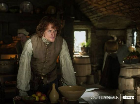 'Outlander' season 3 premiere spoilers: Jamie to have a son with another woman?