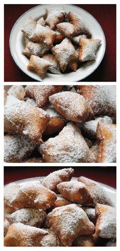 Mutzenmandeln nach einem traditionellen Rezept der Großmutter. http://salatwerkstatt.de/mutzenmandeln-fuer-kalte-tage/ Ein Klassiker zu Silvester.