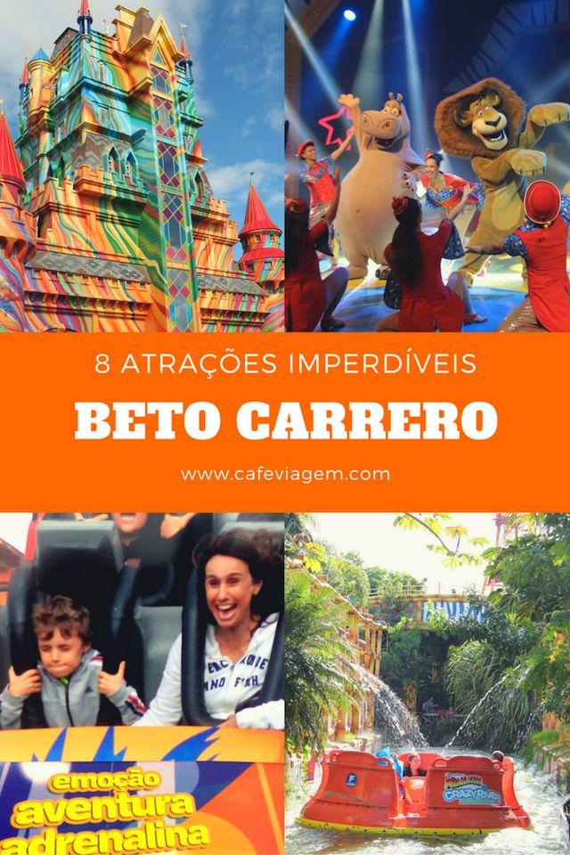 Apesar de morar no RS, estado ao lado de Santa Catarina, eu nunca tinha levado meus filhos ao Beto Carrero World, maior parque temático da América Latina.Talvez por um certo receio (e até preconceito) de que o parque não fosse tão interessante,...